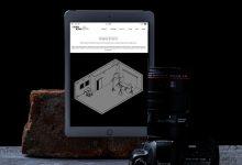 projekt strony internetowej oraz identyfikacji wizualnej CEGIELNIANA studio fotografii produktowej